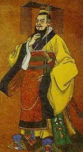 imperador amarelo