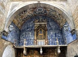 Obidos capela destruida