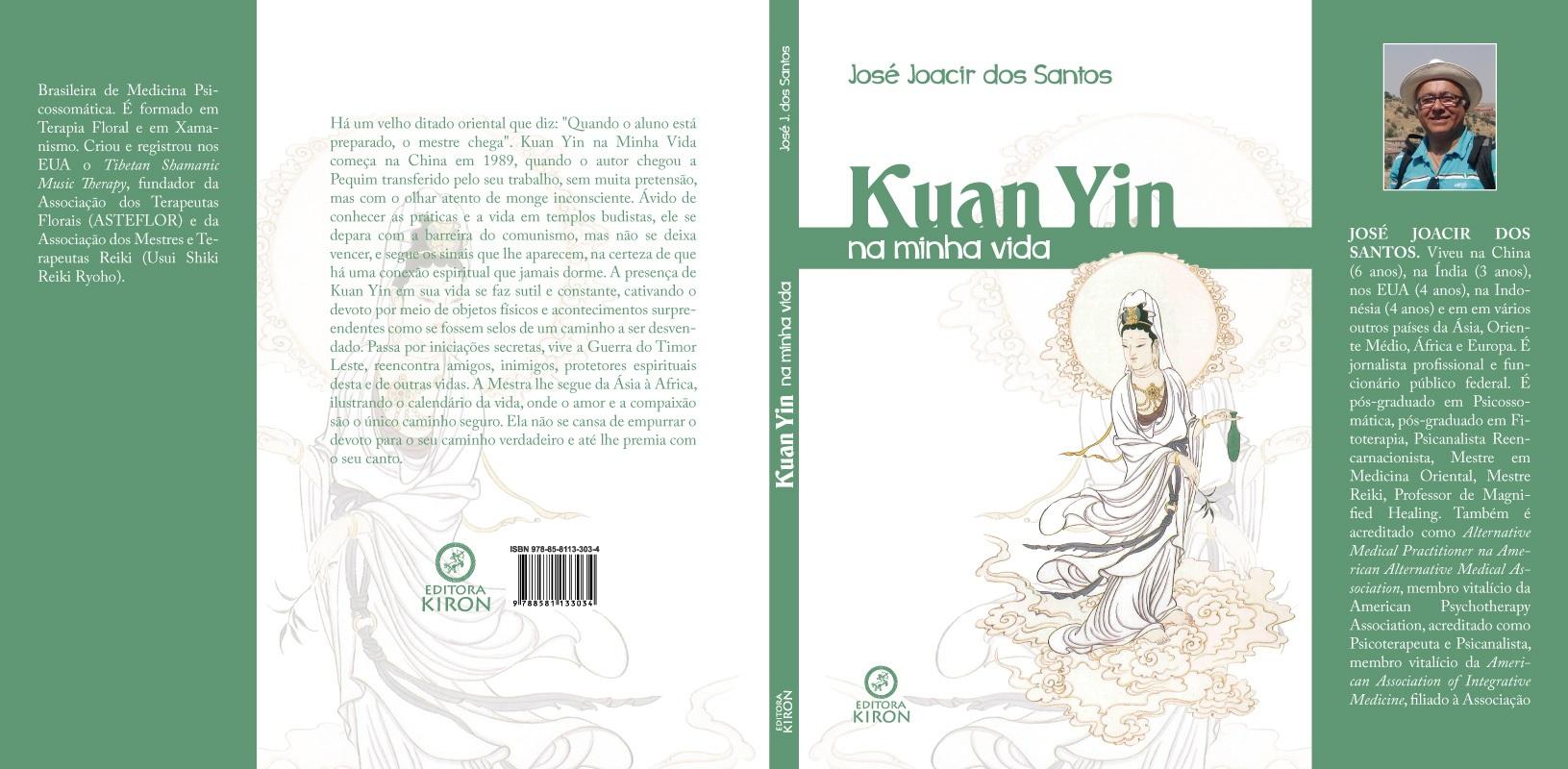 capa de Kuan Yin na Minha Vida